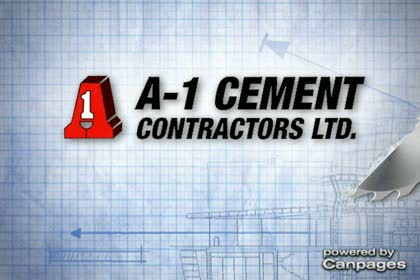 video A-1 Cement Contractors Ltd