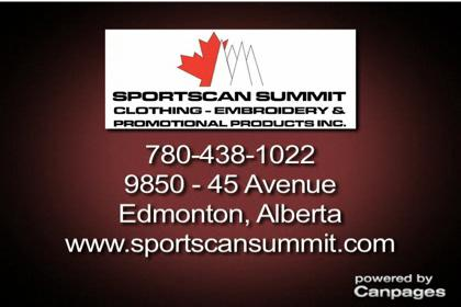 video Sportscan Summit Clothing Embroidery & Promotional Products Inc