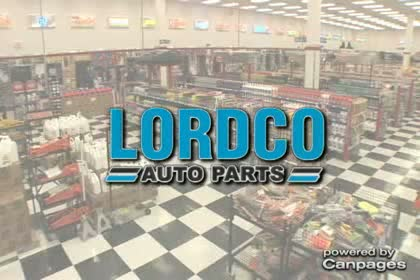 video Lordco Auto Parts Ltd