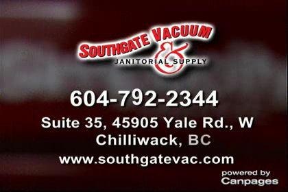 video Southgate Vacuum & Janitorial Supply Ltd