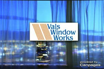 video Val's Window Works