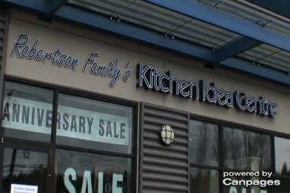 The Robertson Family Kitchen Idea Centre