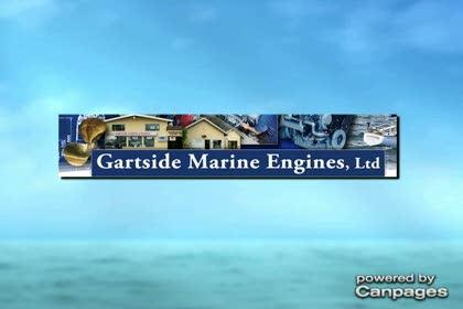 video Gartside Marine Engines Ltd