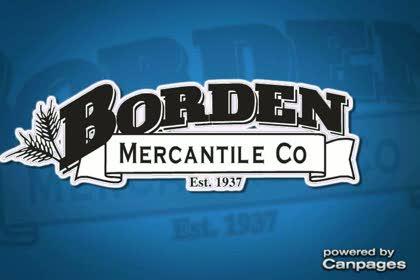 video Borden Mercantile Co Ltd