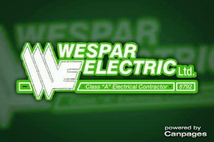 video Wespar Electric Ltd