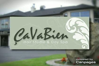 video CaVaBien Hair Studio & Day Spa Ltd