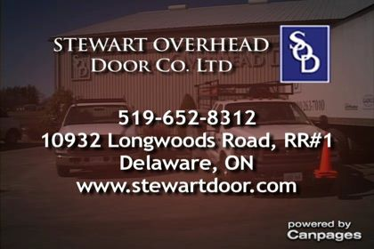 video Stewart Overhead Door Co Ltd