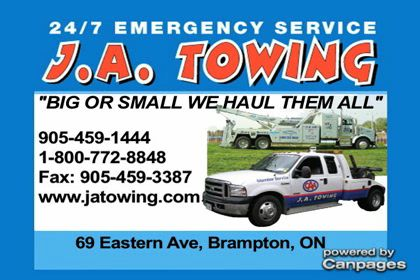 video J A Towing