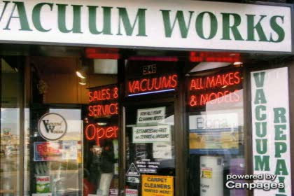 Vacuumworks Delta Bc 5146 Ladner Trunk Rd Canpages