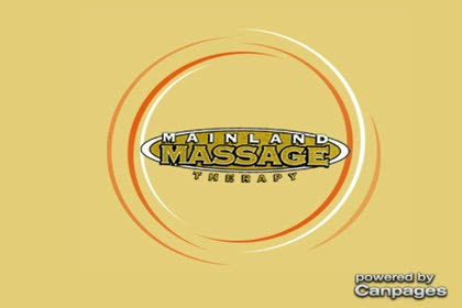 video Mainland Massage Therapy