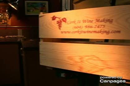 video Cork It Wine Making Ltd