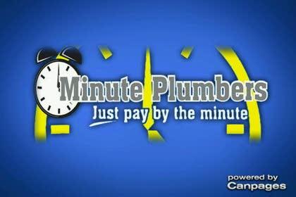 video Minute Plumbers