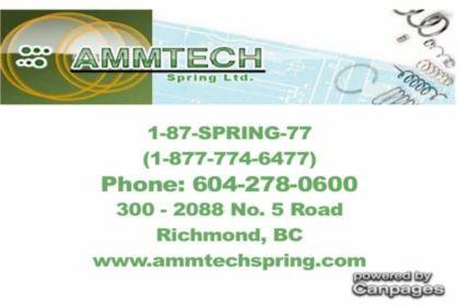 video Ammtech Spring Ltd