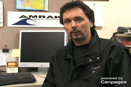 video Amrak Water Group Inc