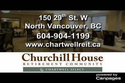 video Churchill House Retirement Community