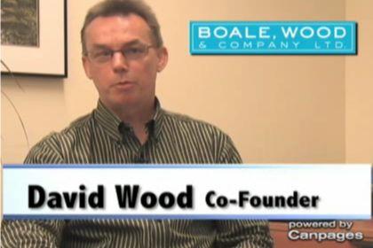 video Boale Wood & Company Ltd.