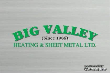 video Big Valley Heating & Sheet Metal Ltd