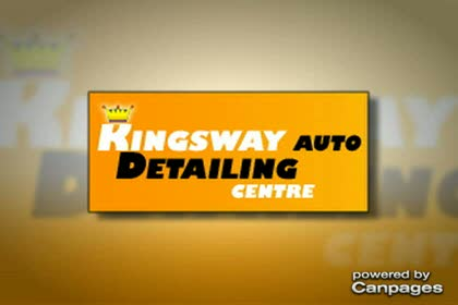 video Kingsway Auto Detailing Centre