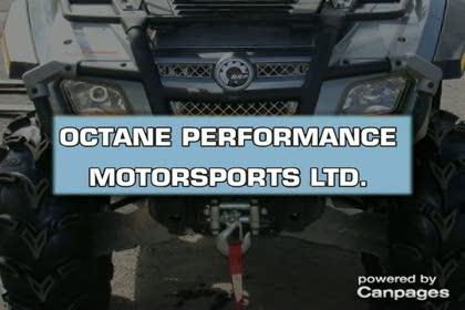 video Octane Performance Motor Sports Ltd