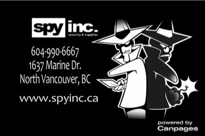 video Spy Security & Supplies Inc