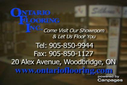video Ontario Flooring Ltd