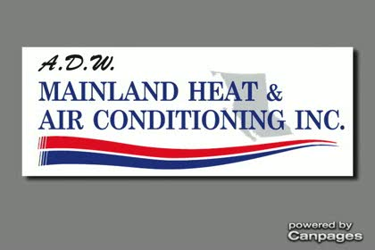 video ADW Mainland Heat and Air Conditioning