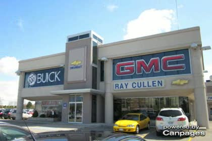 video Ray Cullen Chevrolet Buick GMC Ltd