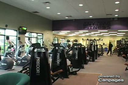 video Anytime Fitness