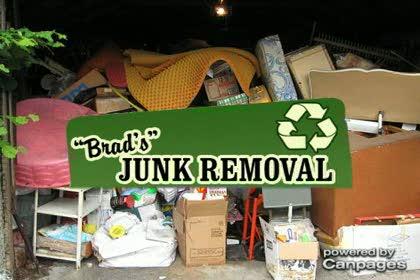 video Brad's Junk Removal