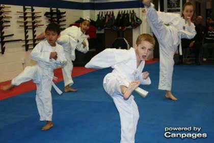 video Woo Kim Surrey Tae Kwon Do