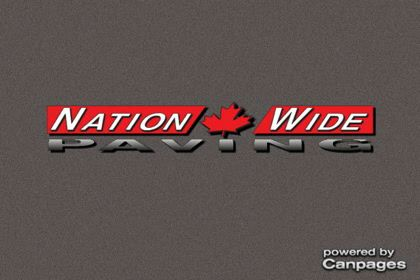 video Nation Wide Paving
