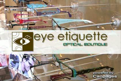 video Eye Etiquette Optical Boutique Ltd