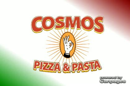 video Cosmos 2 For 1 Pizza & Pasta
