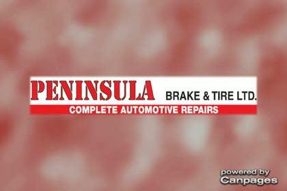 video Peninsula Tireland Auto Centre