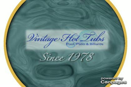 video Vintage Hot Tubs Inc
