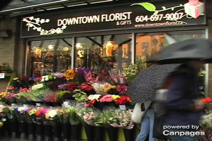 video Downtown Florist