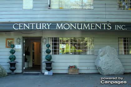 video Century Monuments Inc