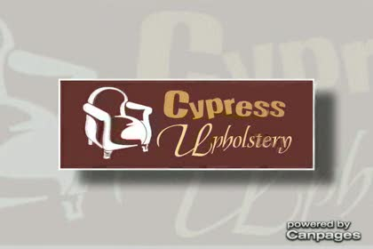 video Cypress Upholstery