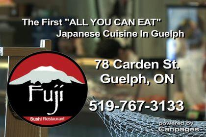 Fuji Japanese Restaurant Guelph