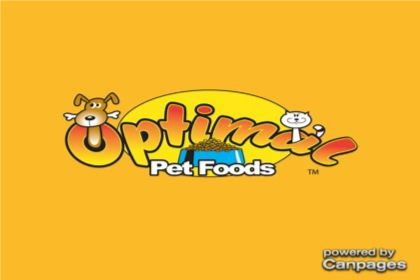 video Optimal Pet Foods