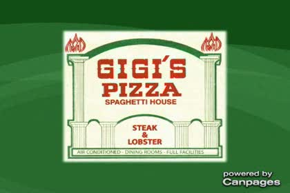 video Gigi's Pizza & Spaghetti House