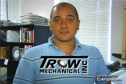 video Trow Mechanical Inc