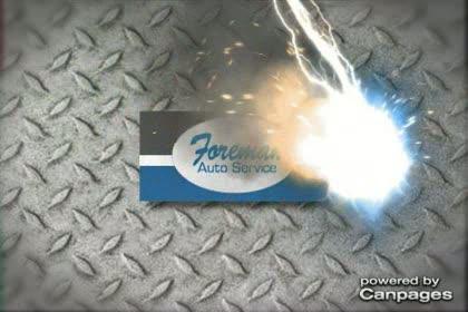 video Foreman's Integra Tire Auto Centre