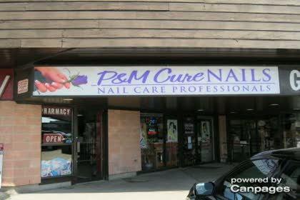 video P & M Cure Nails