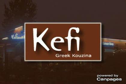 video Kefi Greek Kouzina