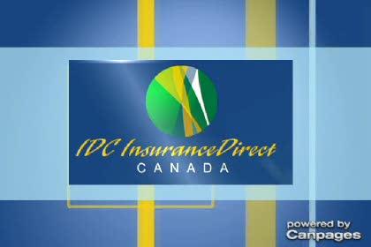 video IDC Insurance Direct Canada Inc.