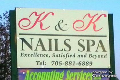 video K & K Nails Spa